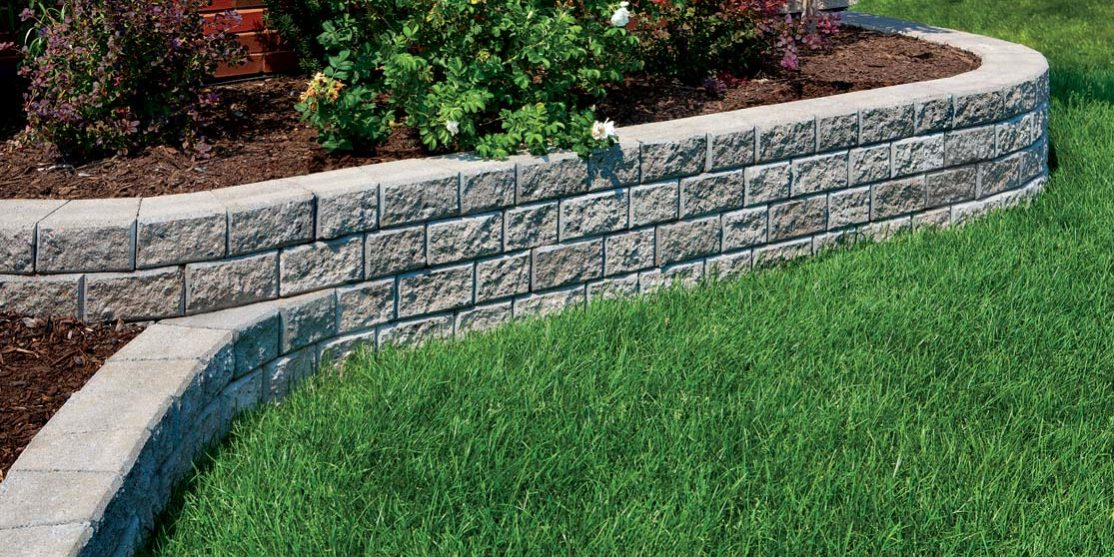 How To Build A Retaining Wall In Calgary Ornamental Stone