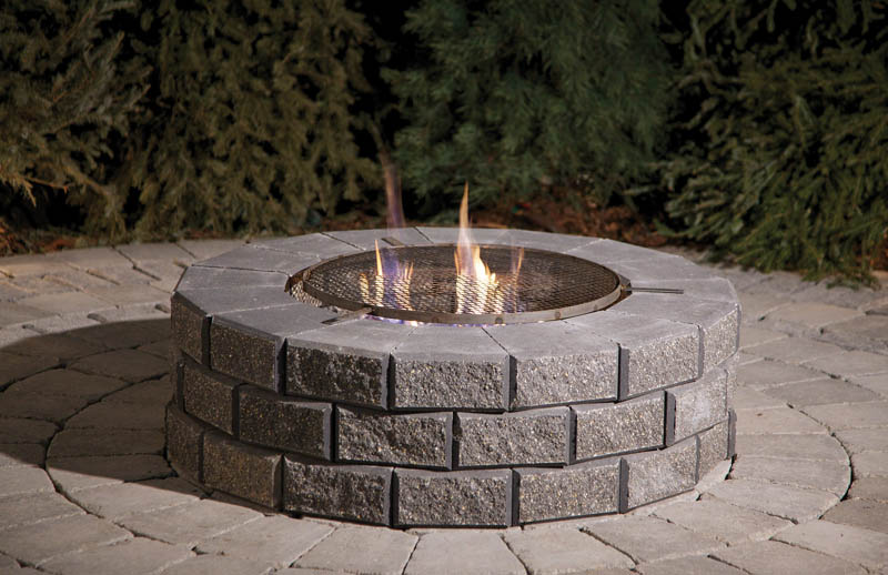 Backyard Firepit Calgary